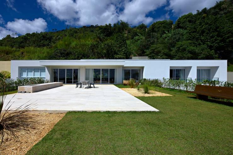 34 casas t rreas incr veis para servir de inspira o for Casa moderna l