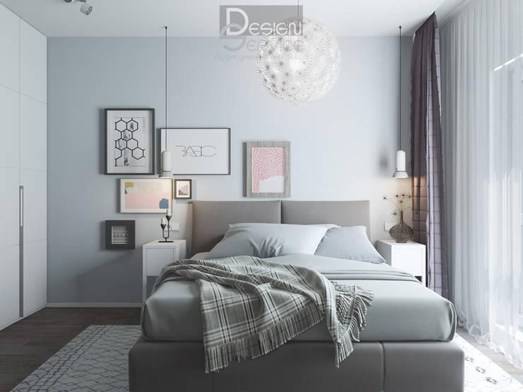 Design Service의  침실