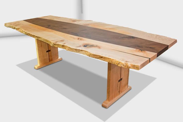 Деревянный стол: Кухня в . Автор – URBAN wood