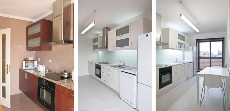 Remodelação de um apartamento:   por IN-PROOV