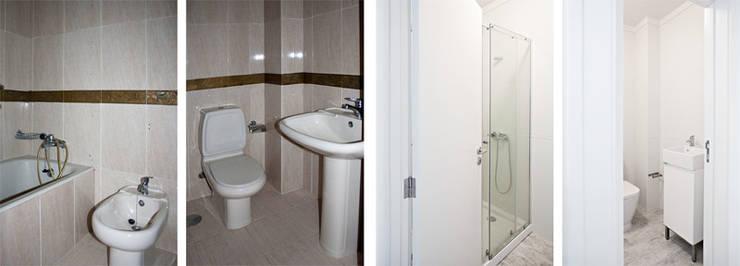 Remodelação de quarto de banho:   por IN-PROOV