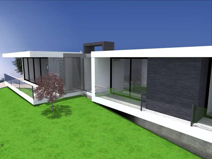 Vivenda Unifamiliar – <q>FV</q>: Casas  por Traço M - Arquitectura