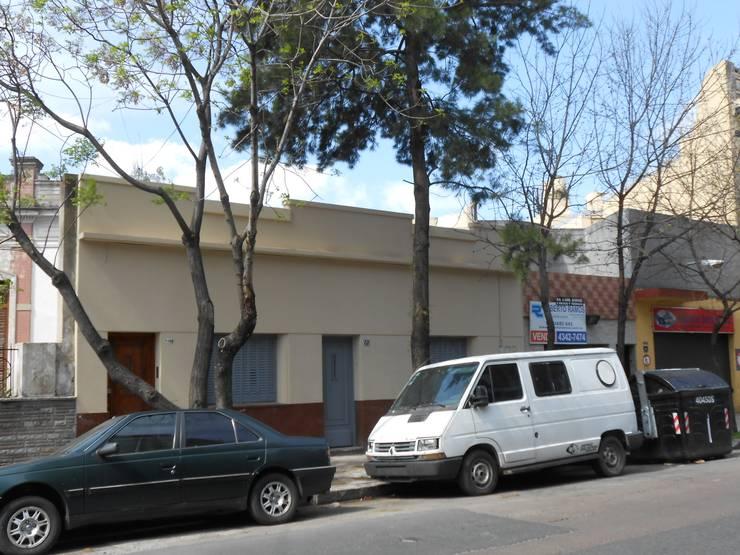 Reforma Integral  PH: Casas de estilo  por Grupo PZ