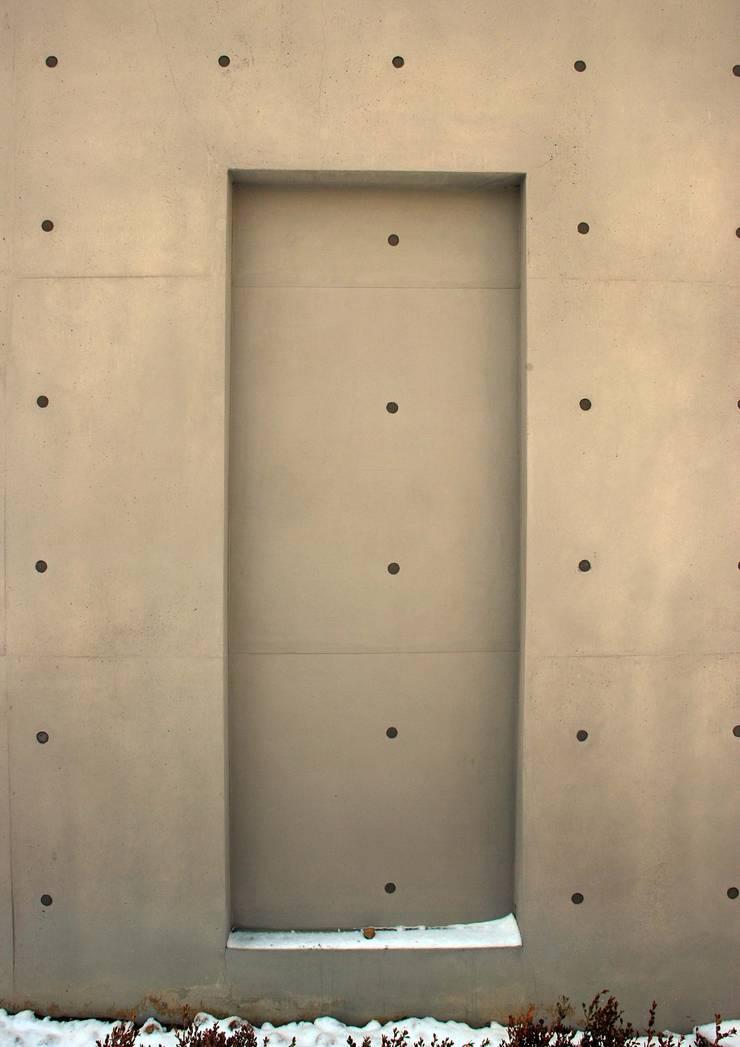 판교주택: 스투디오 테이크의  주택