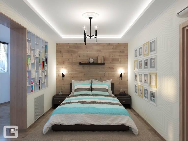 Kamar Tidur by Giovani Design Studio