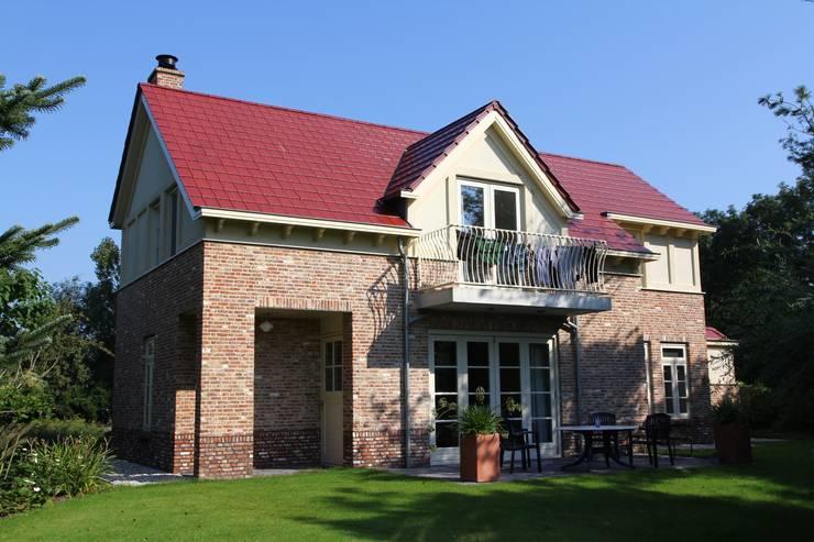 Groene Hart Huizen : Engelse cottage in het groene hart door ox architecten homify