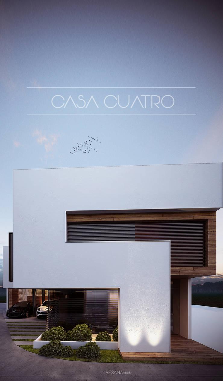 Houses by Besana Studio