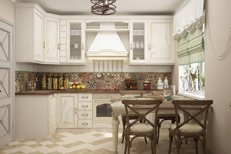 """Кухня """"Davinci"""": Кухни в . Автор – Студия дизайна Дарьи Одарюк"""