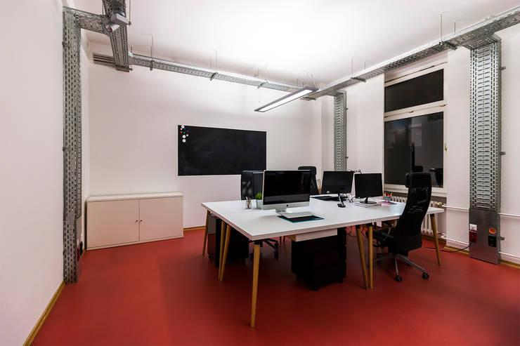Studio Sternが手掛けた勉強部屋/オフィス