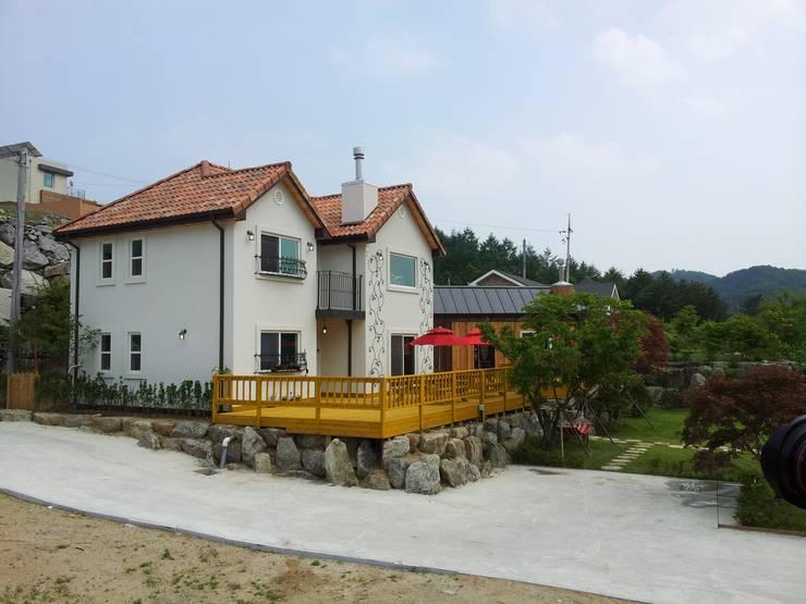 팀버하우스 1: Timber house의