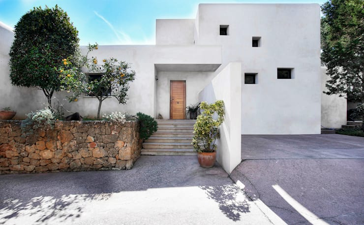 Houses by MG&AG.ARQUITECTOS