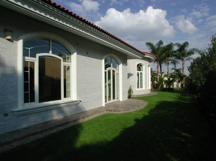 Projekty,  Okna zaprojektowane przez Ventanas SI Puertas