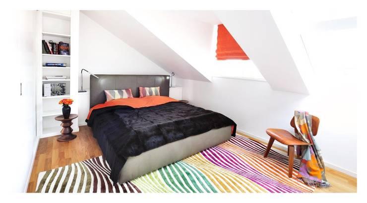 Heerwagen Design Consulting의  침실