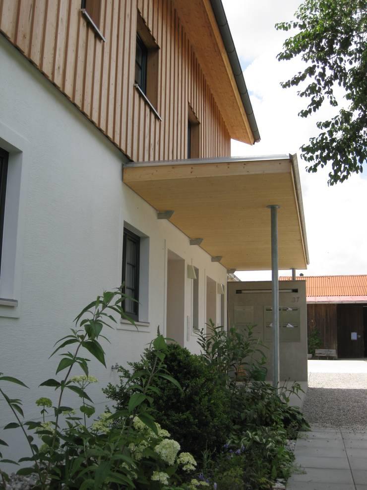 Houses by Architekt Armin Hägele