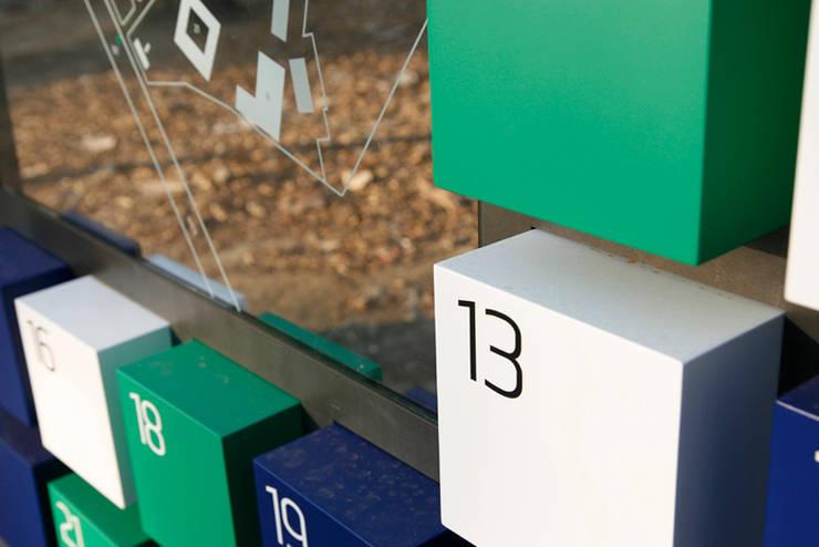서울 혁신파크 Signage: 건축공방  'ArchiWorkshop'의