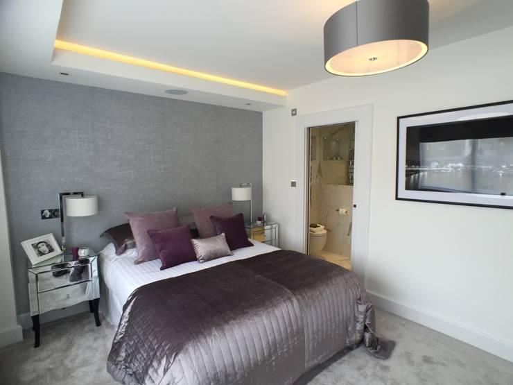 Bedroom by Progressive Design London