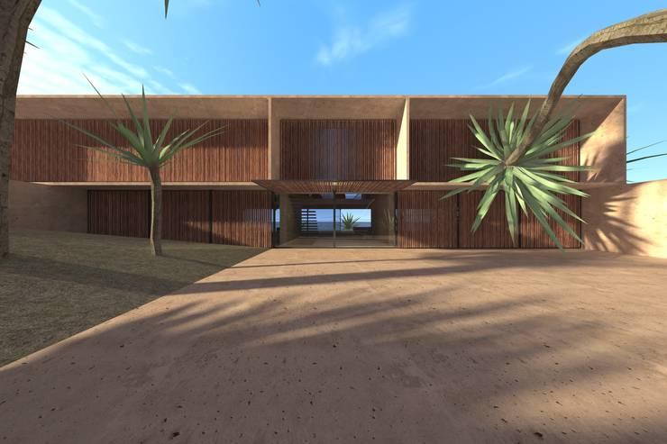 Casa Luanda: Janelas   por Lousinha Arquitectos