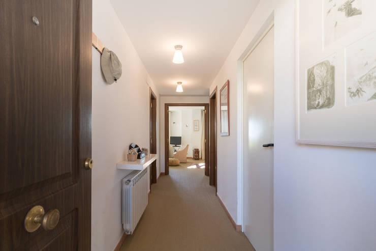 Become a Home:  tarz Koridor ve Hol