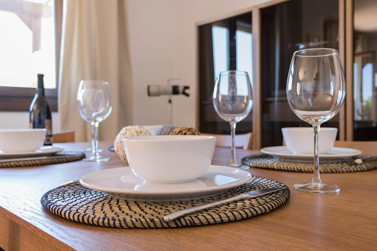 Comedores de estilo escandinavo por Become a Home