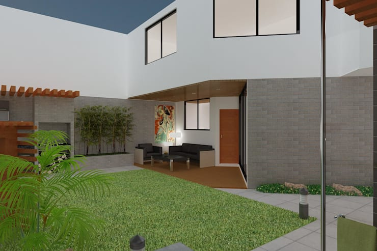 classic  by John Robles Arquitectos, Classic