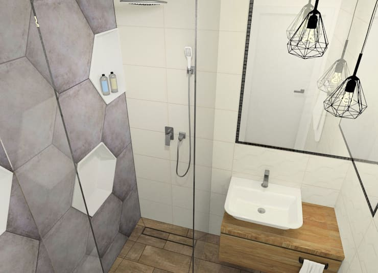 ห้องน้ำ by Esteti Design