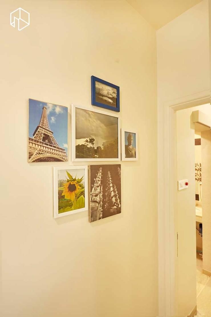 photo arrangements:  Artwork by iSTUDIO Architecture