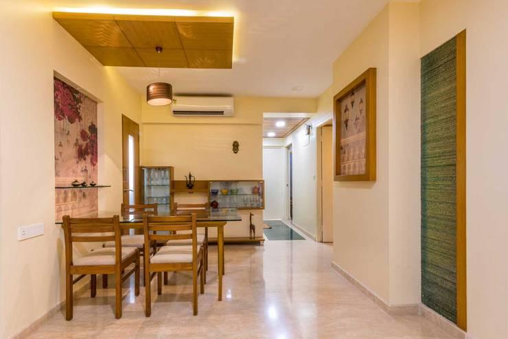 apartment 904: classic Dining room by iSTUDIO Architecture