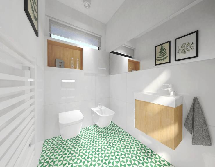 Moroccan green: styl , w kategorii  zaprojektowany przez Arch/tecture