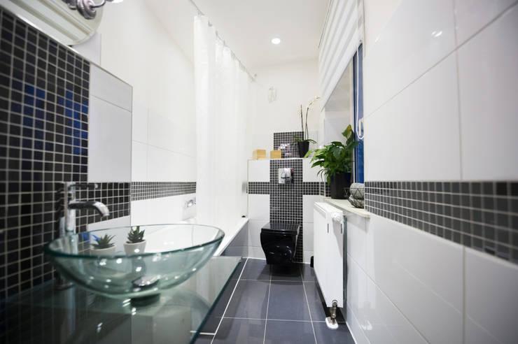 حمام تنفيذ WOHNGLUECK GmbH (Immobilien)