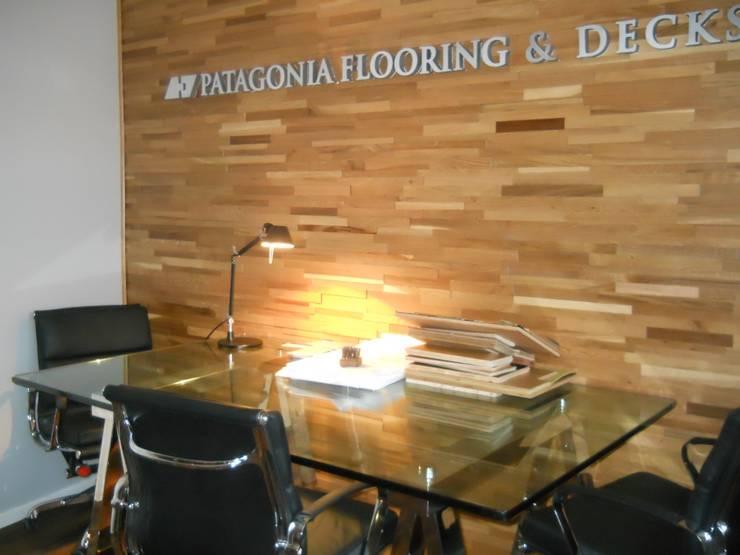 Estilo Pilar - Griscan Diseño / Iluminación: Oficinas y locales comerciales de estilo  por Griscan diseño iluminación
