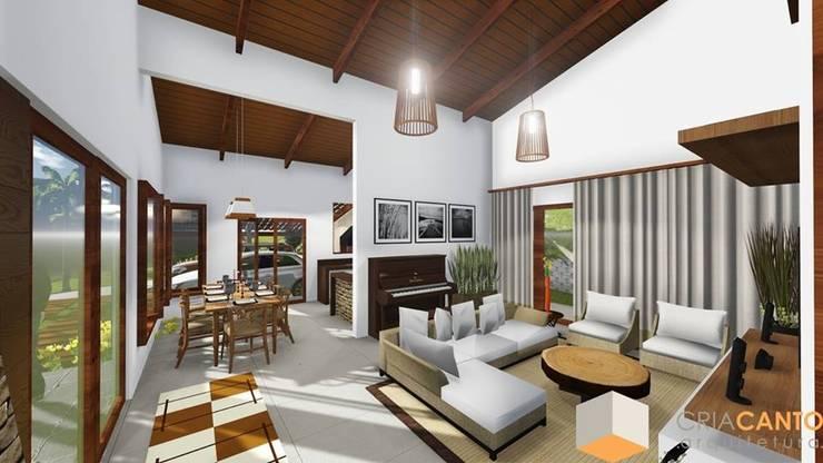 Rumah by Cria Canto Arquitetura