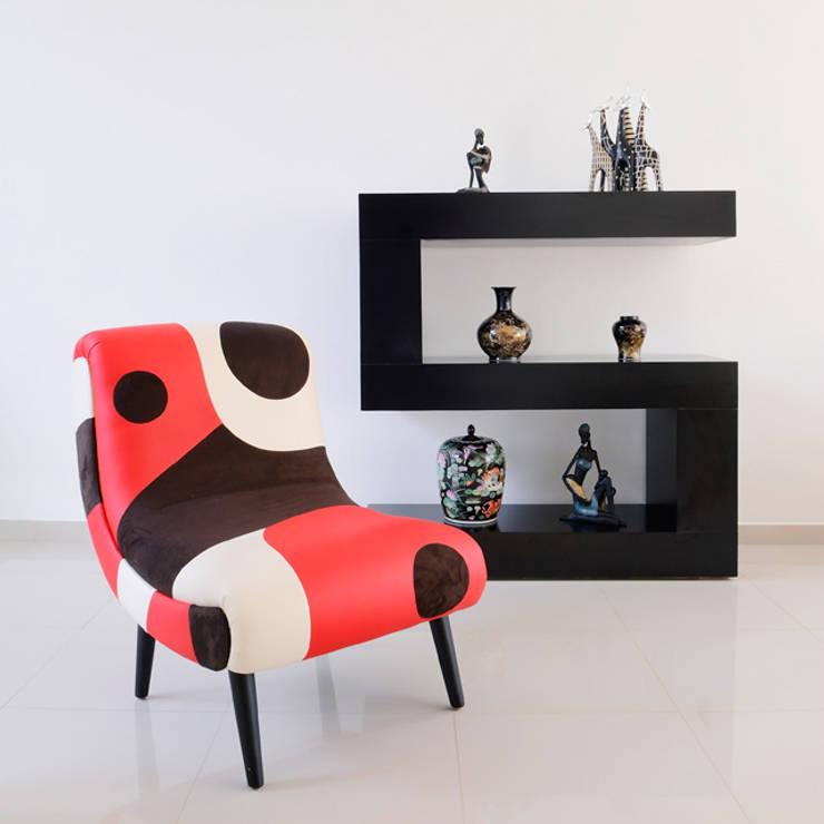 書房/辦公室 by Excelencia en Diseño