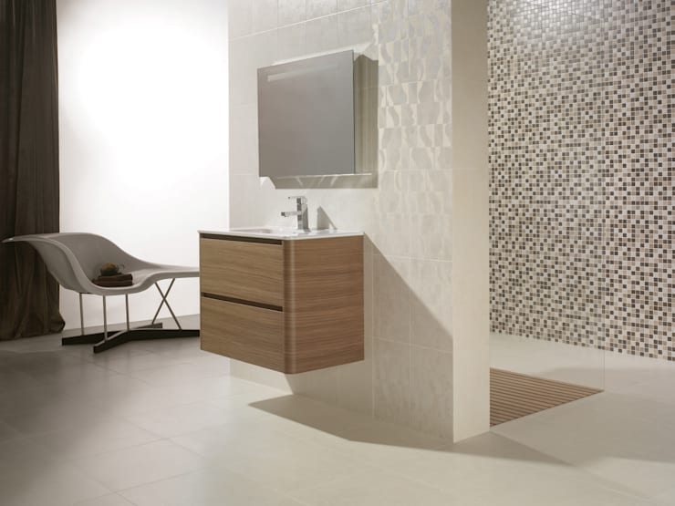 Walls & flooring تنفيذ The London Tile Co.