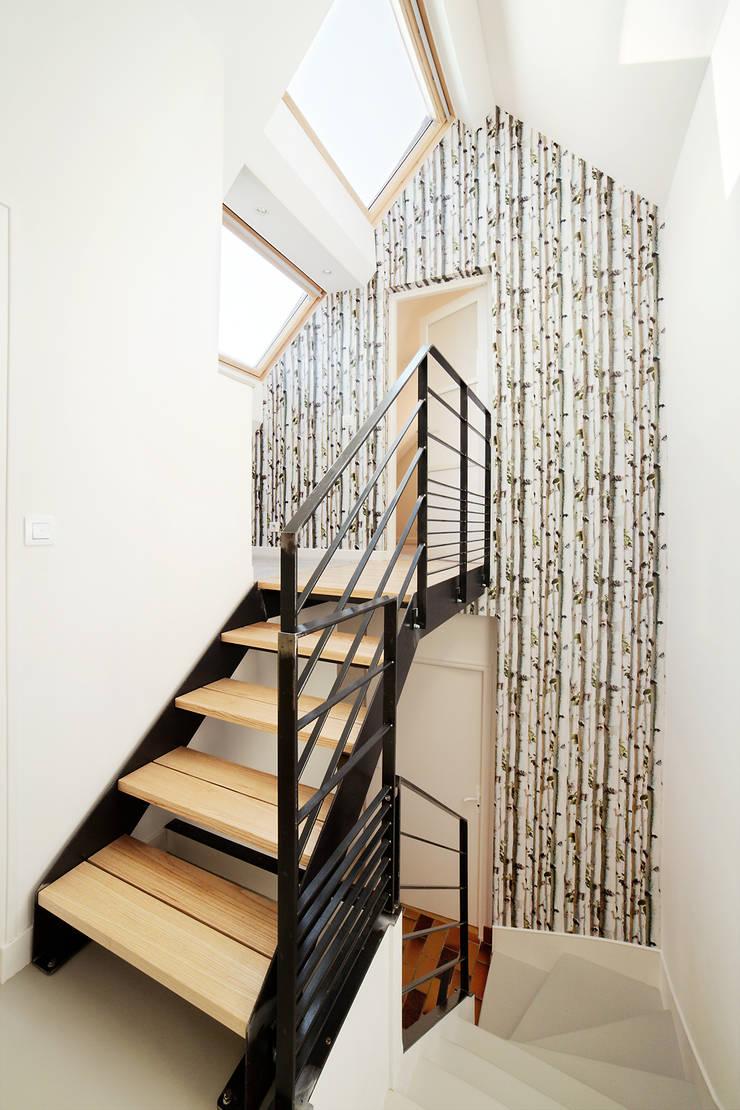 Aménagement de cage d\'escalier by O2 Concept Architecture ...