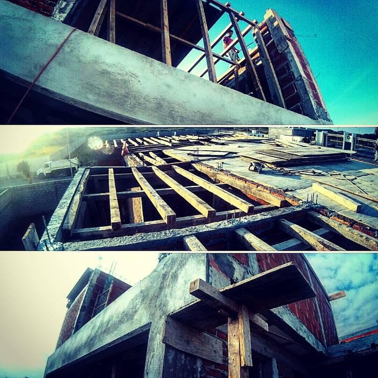 Procesos Constructivos:  de estilo  por hole