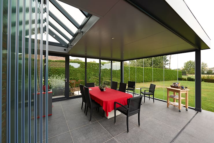 Conservatory by Le Verande srls
