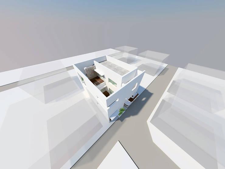 BOX 1462-50: 민 아키텍츠 건축사사무소의  ,