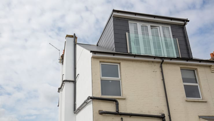 Do you fancy your own loft conversion?: modern Houses by The Market Design & Build