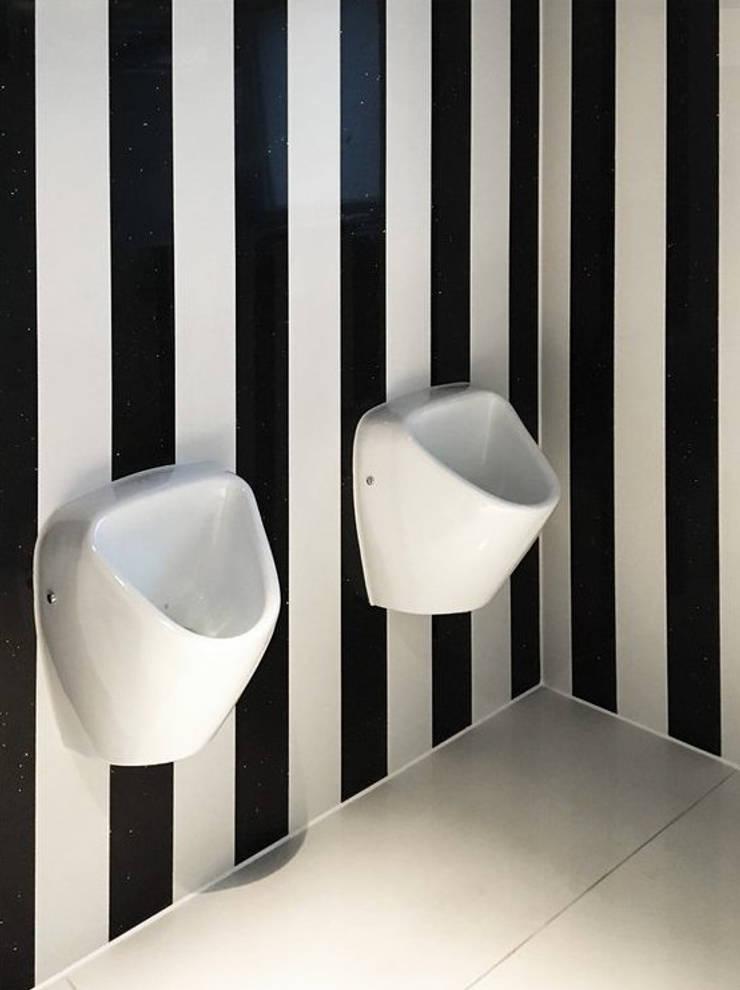 Trend Inspirationen Bad und WC in schwarz/weiß von trend ...
