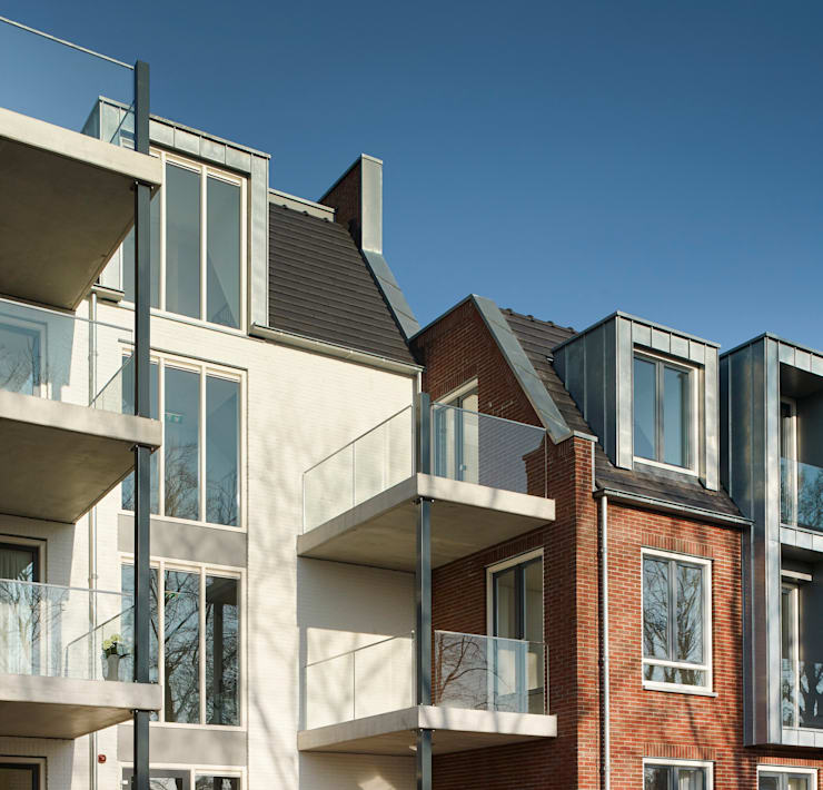 groovEe™ by EeStairs:  Kantoor- & winkelruimten door EeStairs | Stairs and balustrades, Modern