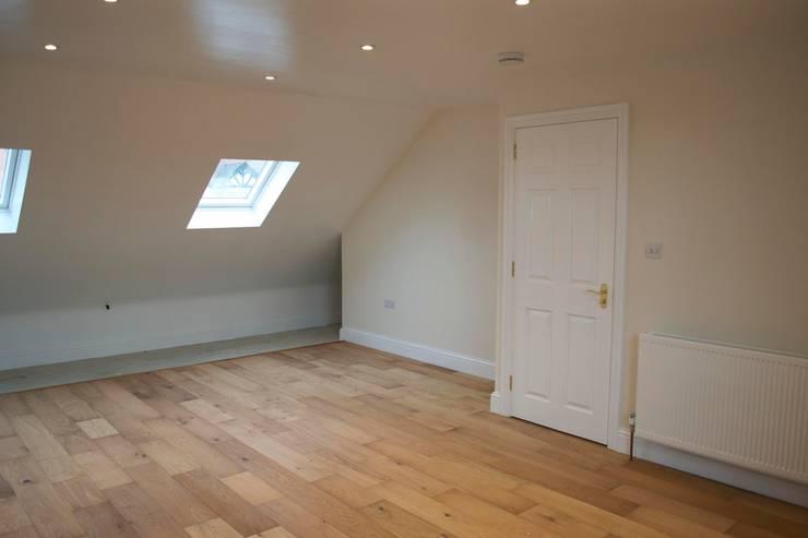 rustic Bedroom by The Market Design & Build