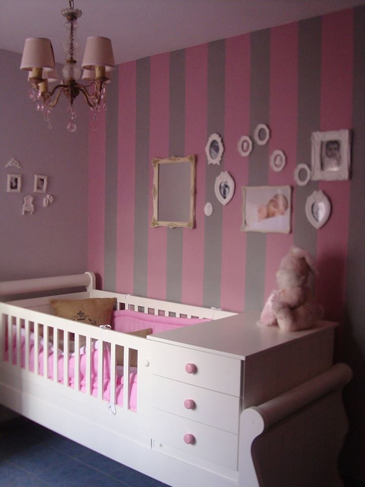 Un cuarto soñado: Dormitorios infantiles de estilo  por Sepia reciclados