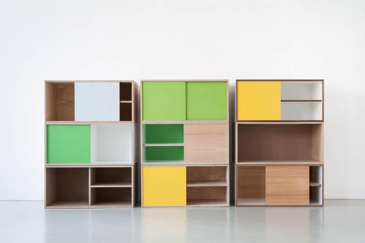 BOX:  Wohnzimmer von Maison du Bonheur