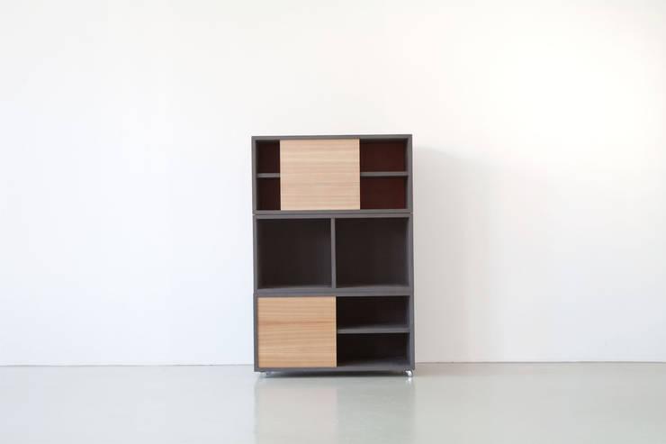 BOX:  Arbeitszimmer von Maison du Bonheur