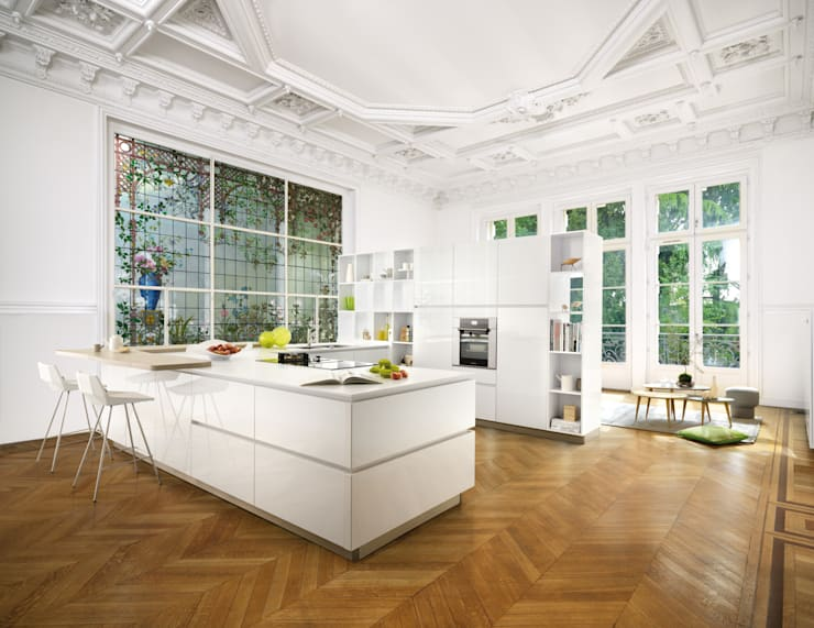 مطبخ تنفيذ Schmidt Küchen