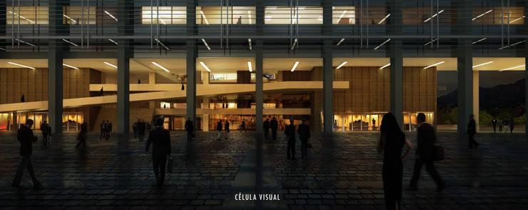 Ministerios:  de estilo  por Célula Visual
