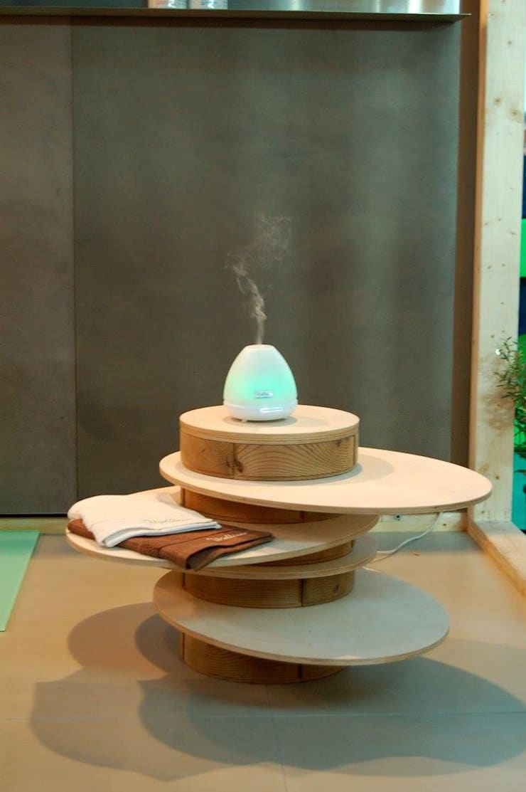 modern  by Blocco Arreda, Modern Solid Wood Multicolored
