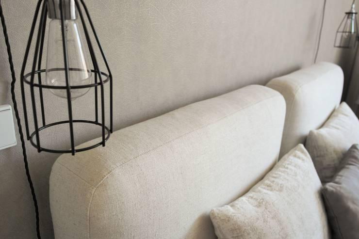 SUITE PARTICULAR, 2015 – BRAGA: Quartos  por Ci interior decor