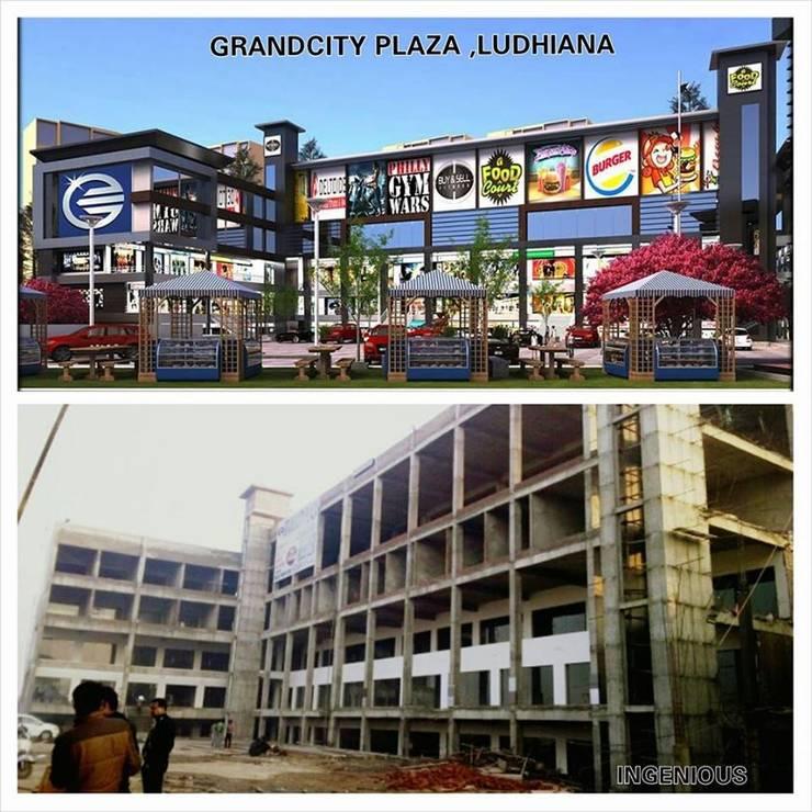 Grandcity plaza,ludhiana:   by Ingenious