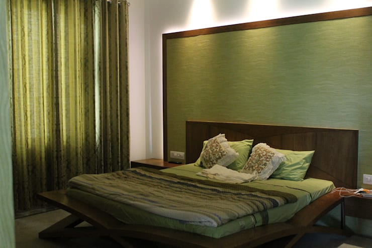 Residential interiors:  Bedroom by Ingenious